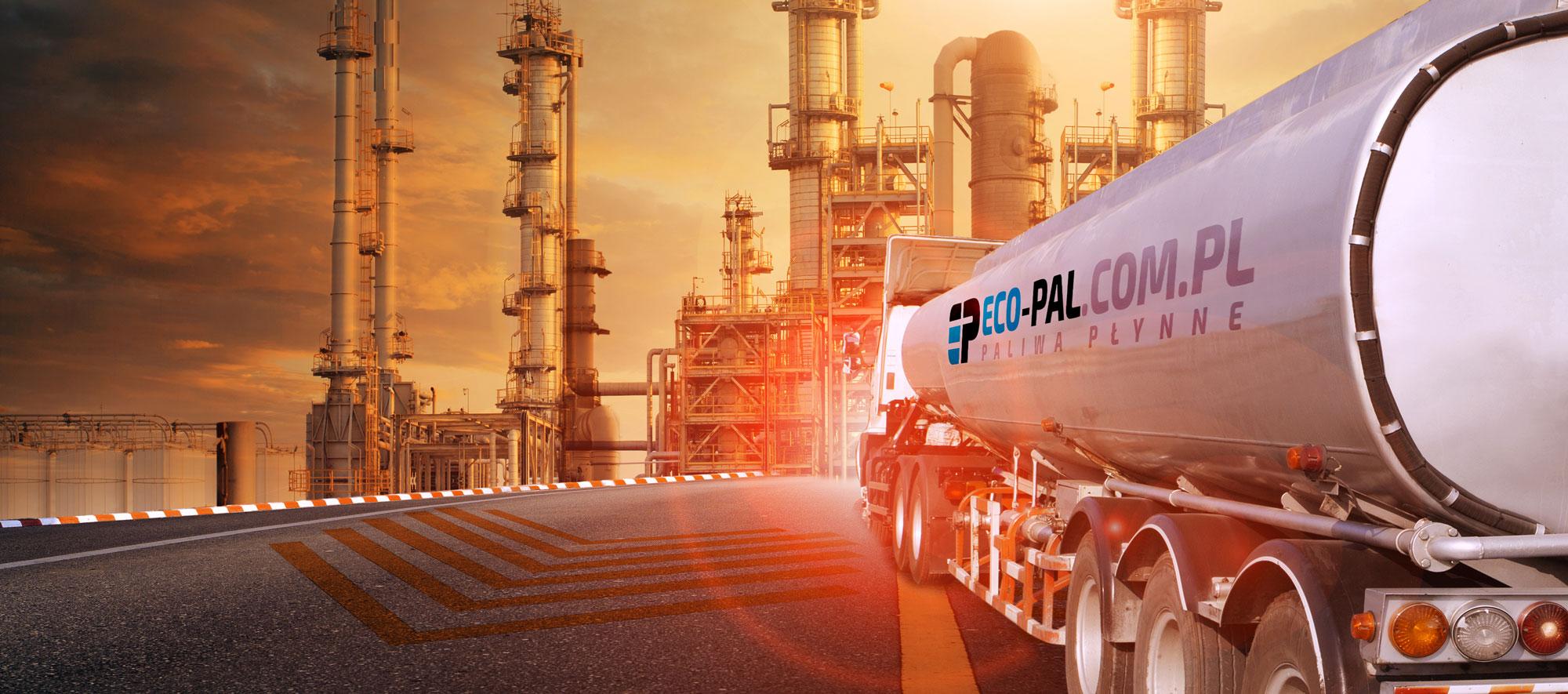 ECO-PAL paliwa płynne
